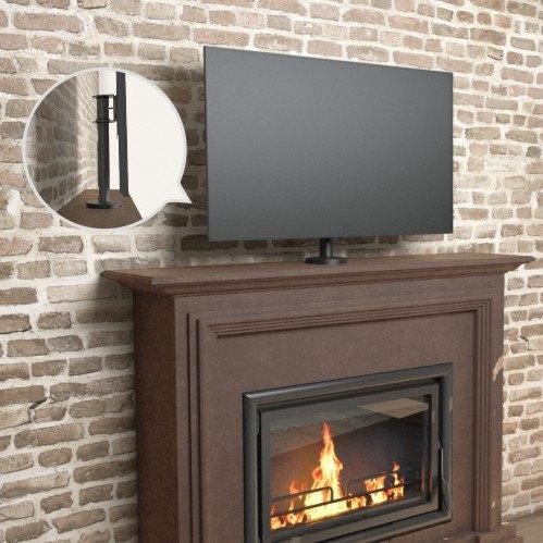 Fiber Mounts LAZY - otočný podstavec stojan na televize