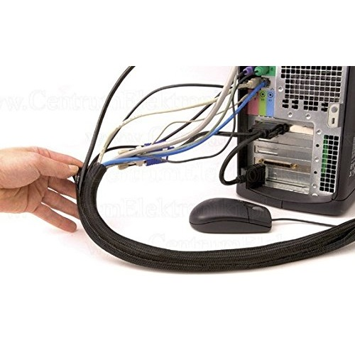 Pořadač - organizér na kabeláž / uspořádání kabeláže a její ochrana / Fiber Mounts M5C13