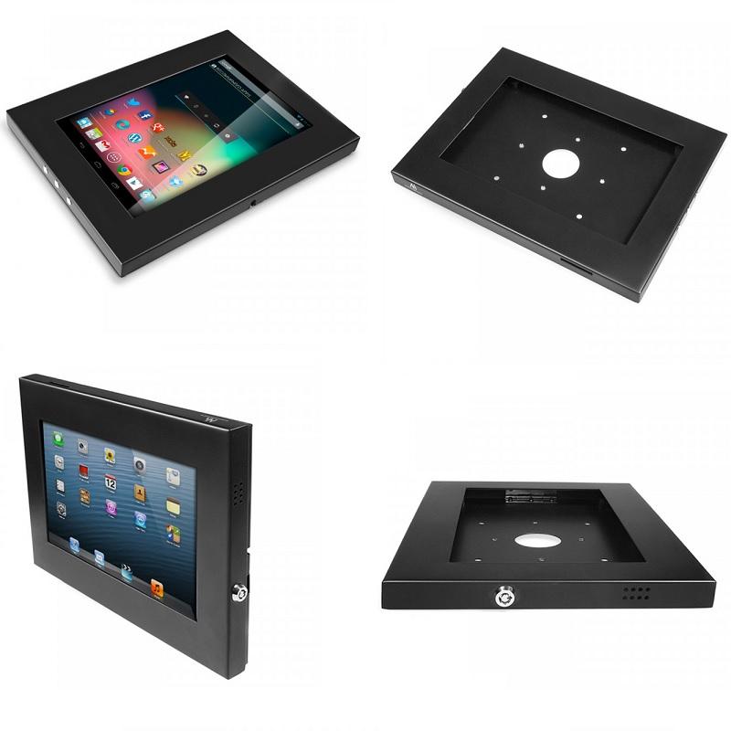 Přihrádka, polička na tablety a iPady Fiber Mounts M6C10
