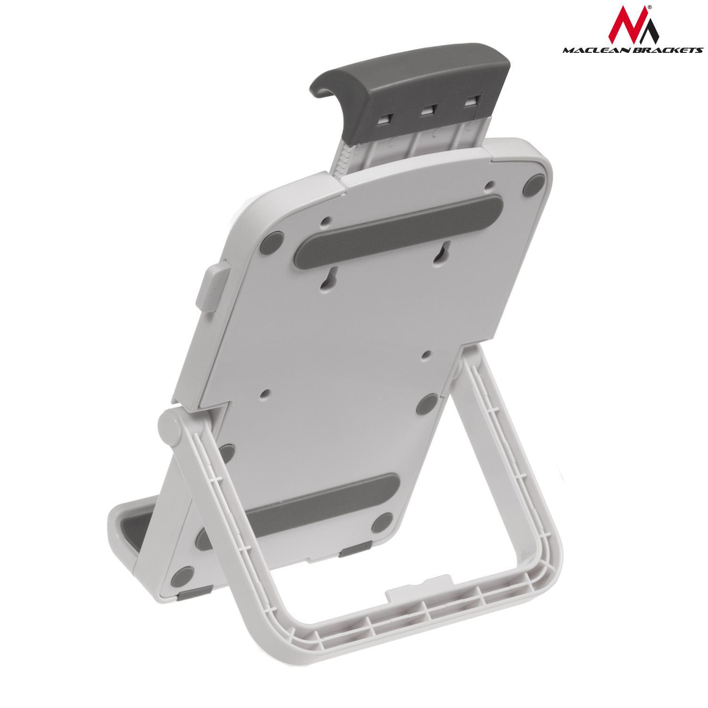 Fiber Mounts UT731 - univerzální úchyt tabletu iPadu, možnost použít jako stolní podstavec, nástěnný držák nebo přídavný úchyt na monitorový stolní - nástěnný - stropní držák