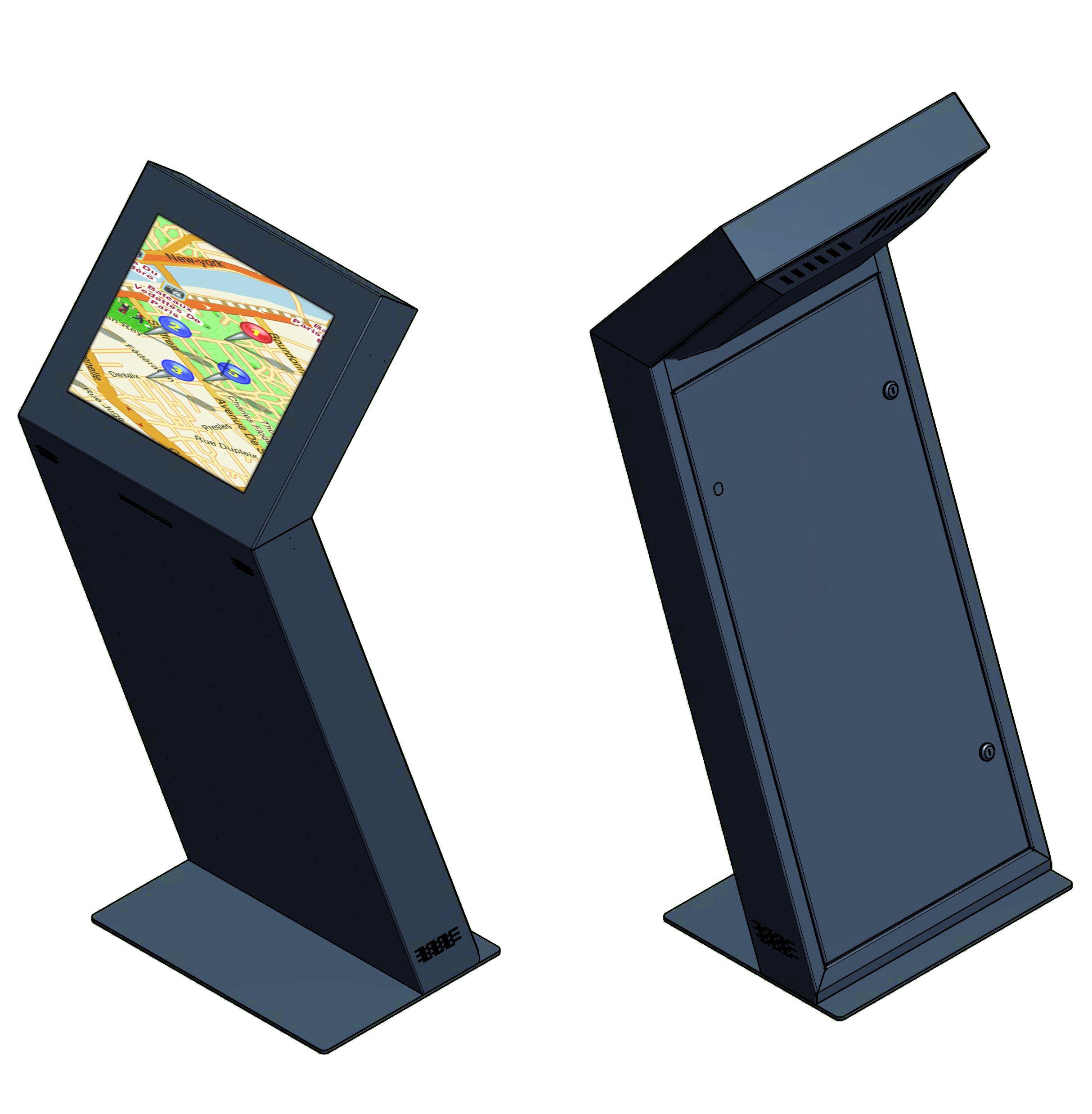 """Informační panel EDBAK IDS2202 (Informační panel na 22"""" monitory)"""