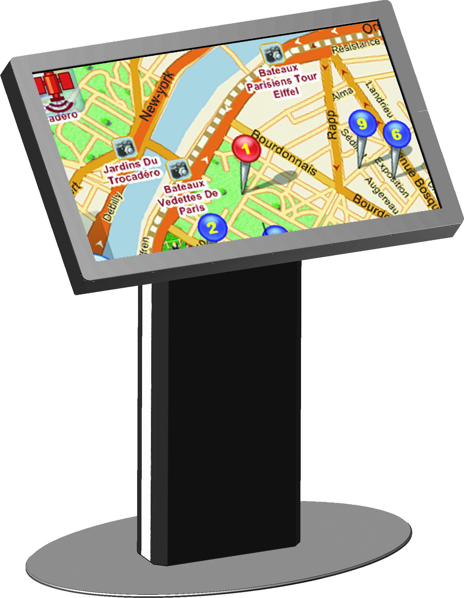"""Informační panel EDBAK IDS4003 (Informační panel na 40"""" monitory a Tv)"""