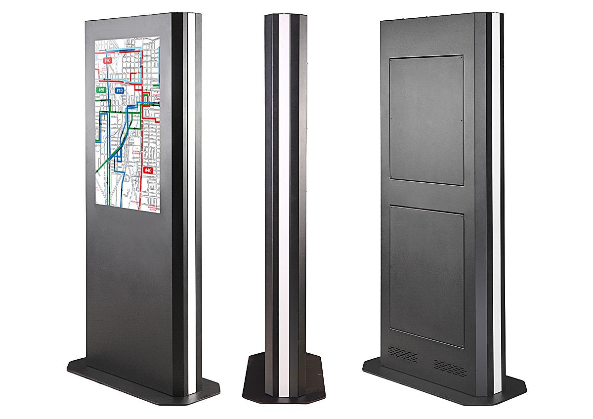 """Informační panel EDBAK IDS6505 (Informační panel na 65"""" monitory a Tv)"""