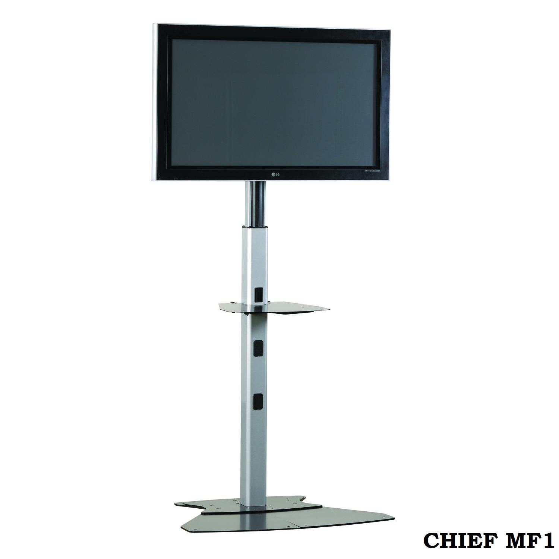 Stojan na Tv CHIEF MF1 (TV stojan na LCD LED a plazmové televizory, vhodný na prezentace a výstavy.)