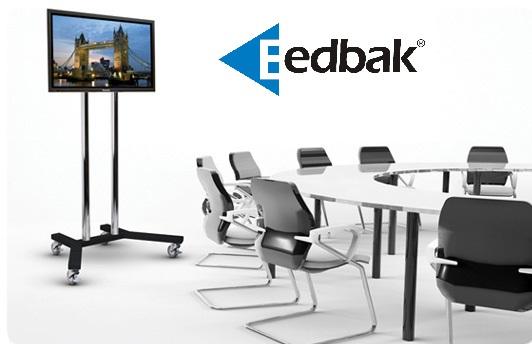 Reklamní stojan na Tv EDBAK TR18