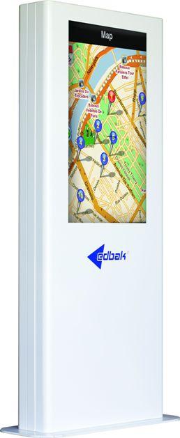 """Informační panel EDBAK IDS4006 (Informační panel na 40"""" monitory a Tv)"""