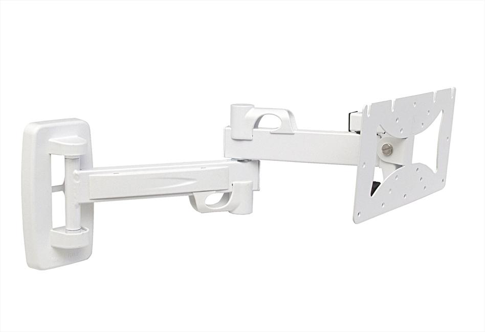 Kloubový držák OMB BASIC 3 bílý